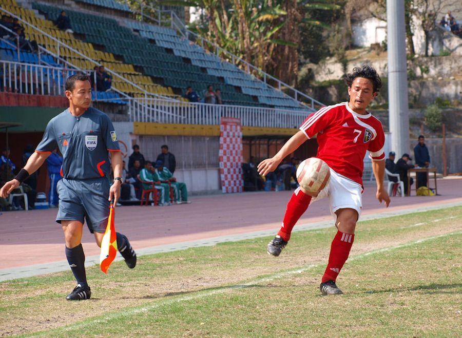 Deportes en Nepal
