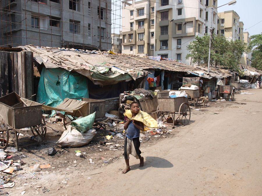 pobreza, miseria, turismo solidario, madre teresa