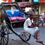 Los hombres-caballo de Kolkata