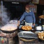 Ñam ñam, India: Comida callejera, dulces y bebidas