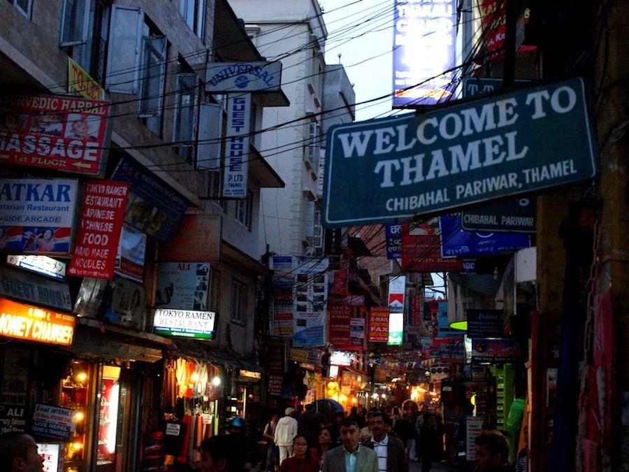 donde dormir en Kathmandu, alojamiento Nepal