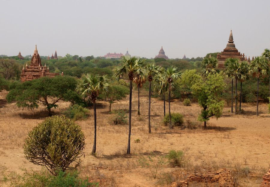 bagan, templos, myanmar, birmania, que ver,