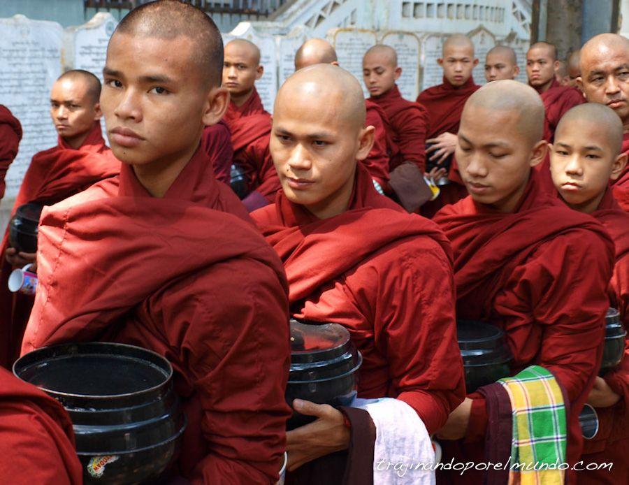 Mandalay, que ver, Ganayon Kyaung, monasterio