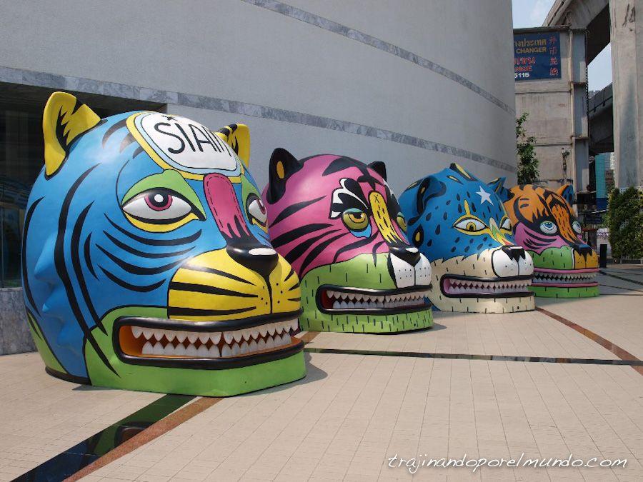 que ver en bangkok, tailandia, arte moderno