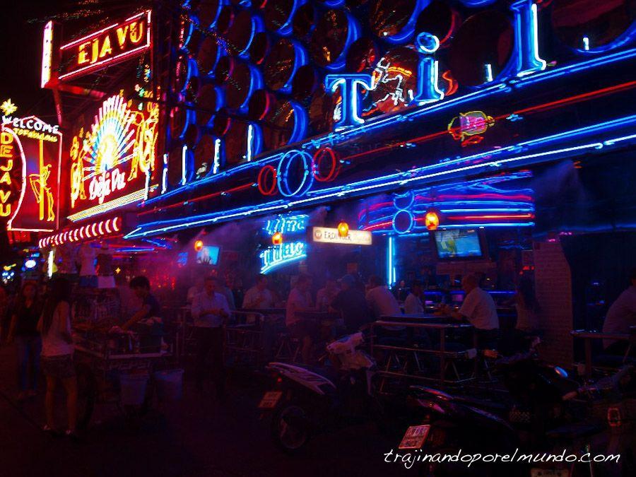bangkok, prostitucion, vida nocturna, barrio rojo, clubs, bailarinas