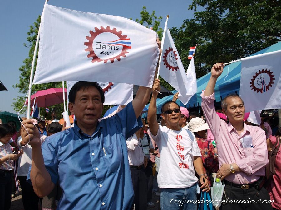 bangkok-manifestaciones