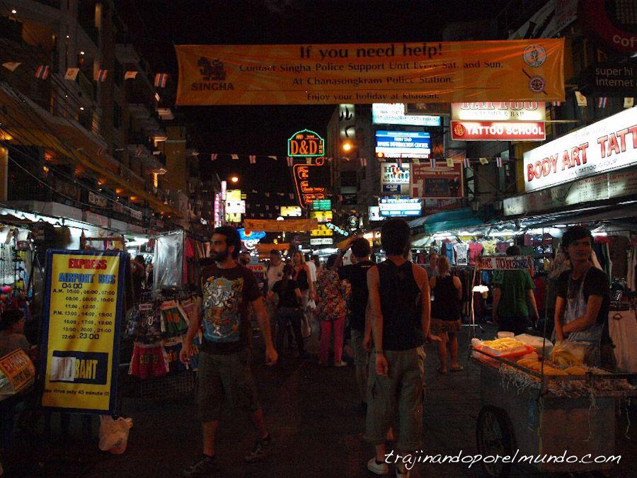 donde dormir, bangkok, mochileros, baratos, hotel