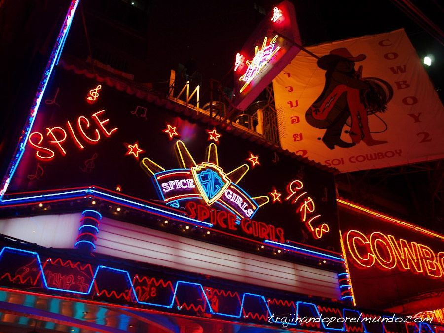 tailandia, prostitucion, bangkok, barrio rojo, bailarinas, striptease