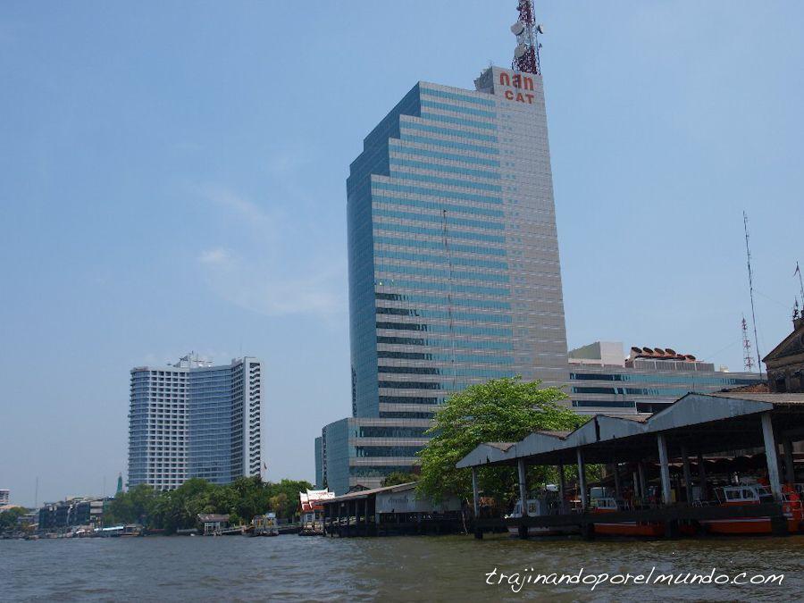 viaje a tailandia, que ver, bangkok