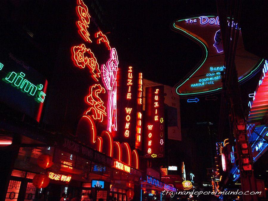 bangkok, nocturno, que hacer, bares, copas, prostitucion