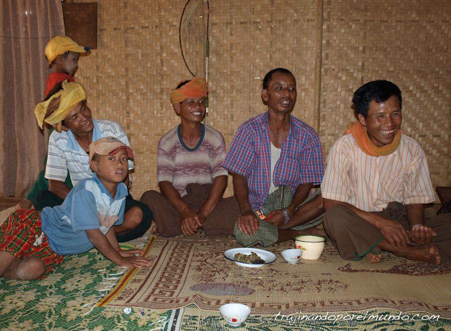 trekking, lago Inle, minorias, tribus, sudeste asiatico