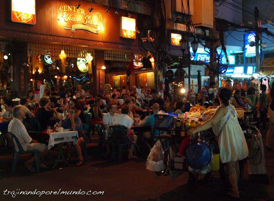 dormir en bangkok, comer en bangkok, mochileros, barato
