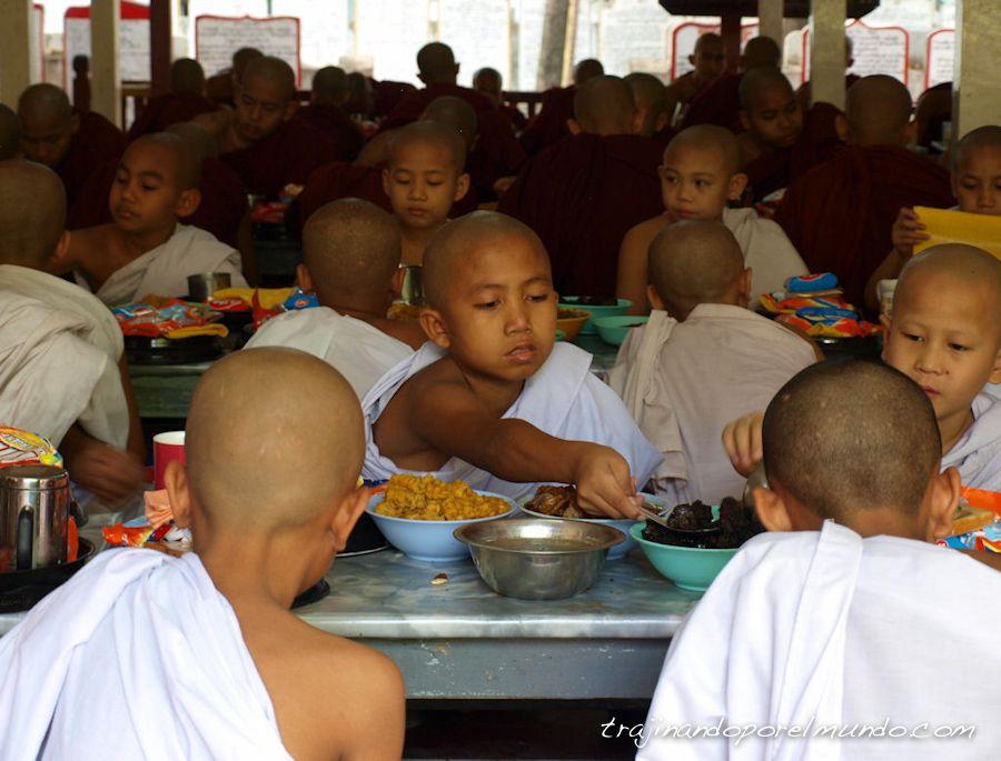 Viaje a Myanmar, que ver en Mandalay
