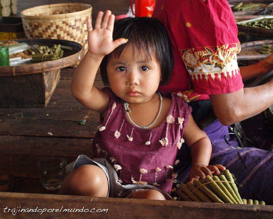 lago inle, mercado, artesanías, cigarros, compras, myanmar,