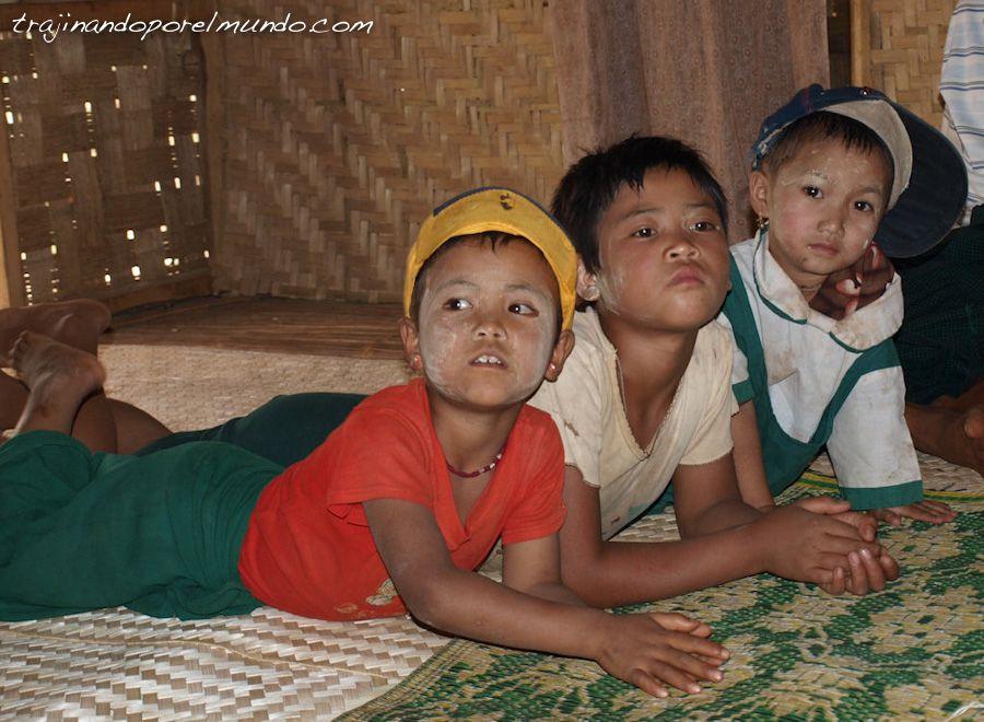 viaje, Myanmar, lago Inle, Kalaw, trekking, que hacer