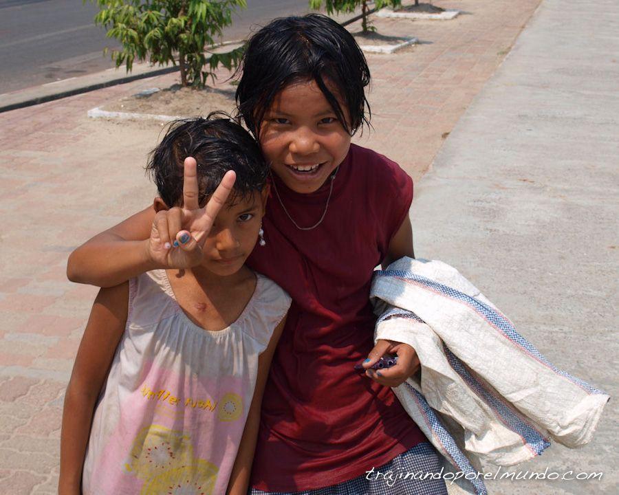 viaje, Myanmar, water festival, año nuevo, agua