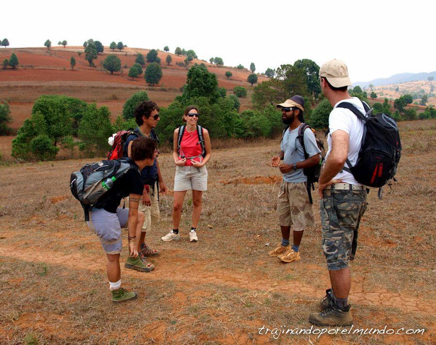 viaje, Myanmar, que ver, lago Inle, trekking, excursión