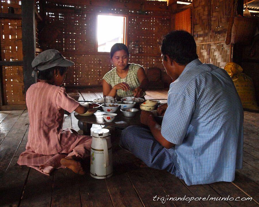 Myanmar, trekking, lago inle, Shan State, minorias
