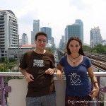 De tránsito en Bangkok