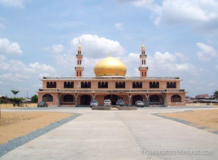 Phnom-Penh-mezquita-mosque