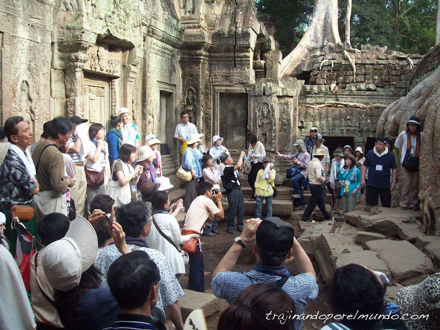 angkor, turismo, japon, que ver, fotografias, camboya