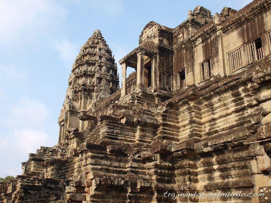 Camboya, que ver, angkor, templos, ruinas, arqueologia