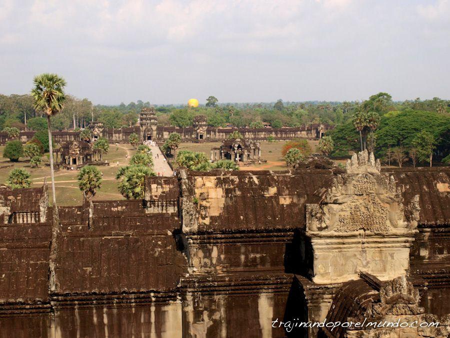 camboya, que ver, templos, ruinas, visitas, arqueologia
