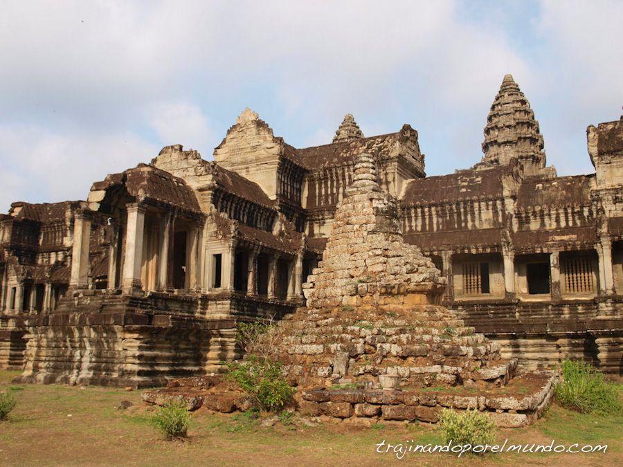 templo, angkor wat, turismo, que ver, camboya