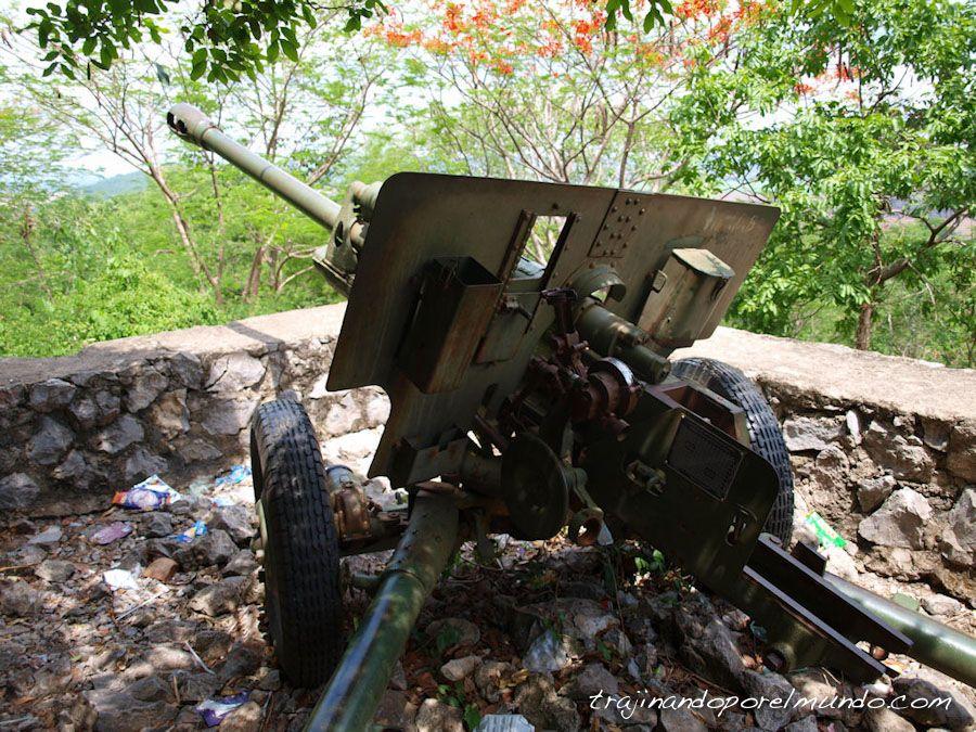 Camboya, viaje, guerra, Vietnam, Battambang