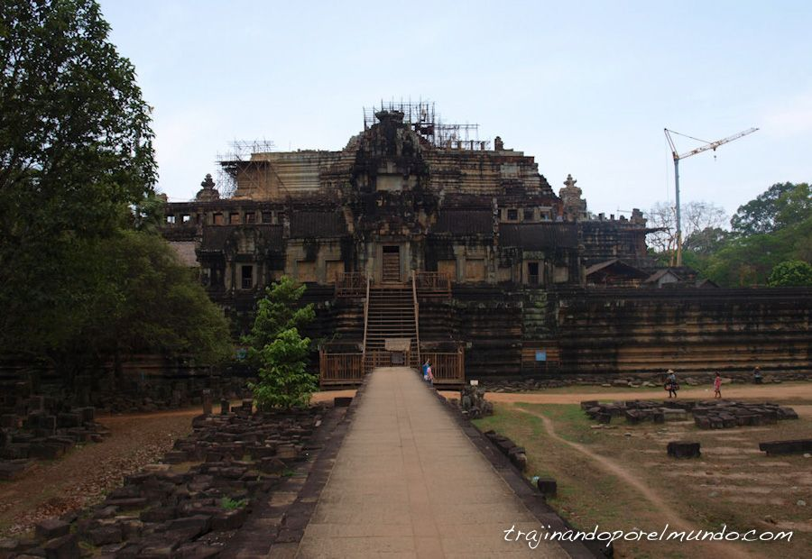 Camboya, turismo, viaje, que ver, templos, angkor, historia