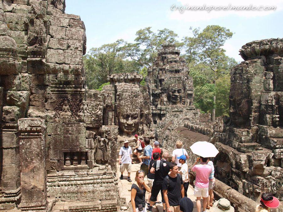 Camboya, viaje, templos, ruinas, jemer, imperio