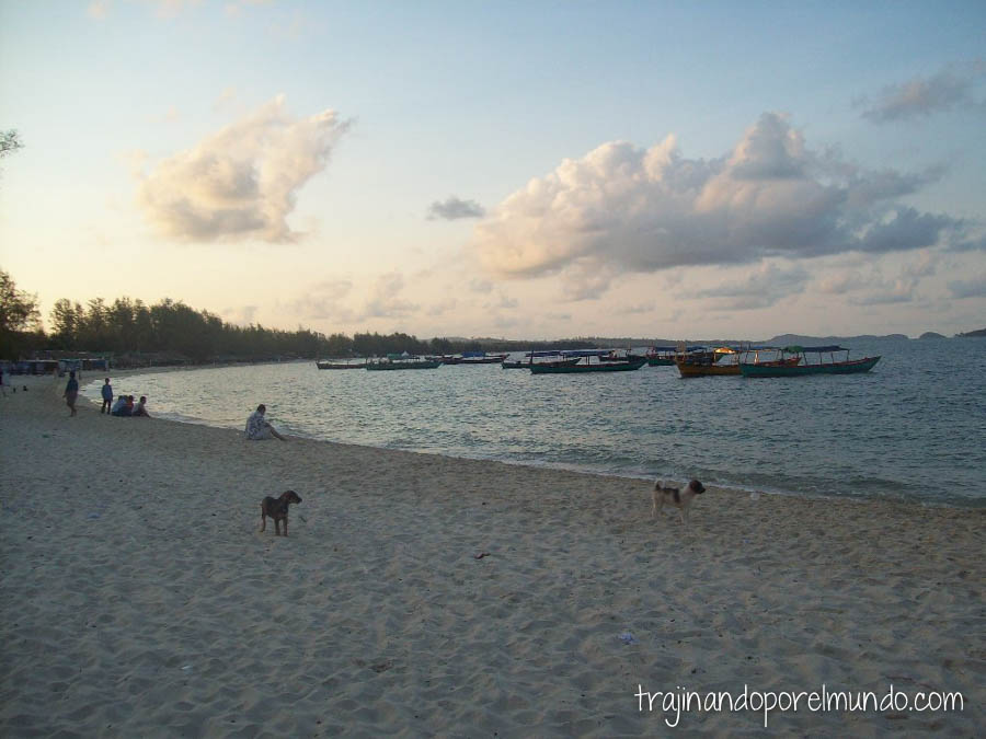viaje, camboya, mejores playas