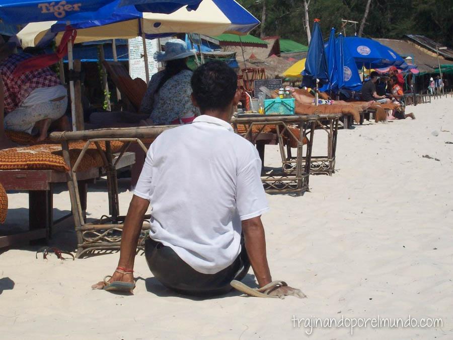 camboya, mutilados, minas, antipersona, viaje