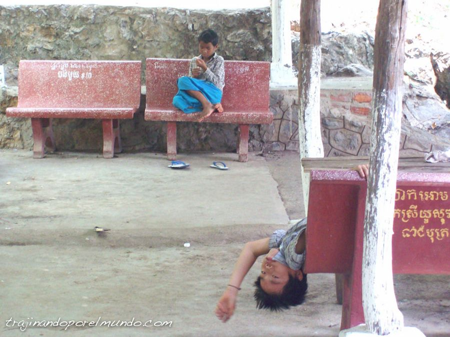 viaje a Camboya, explotacion infantil