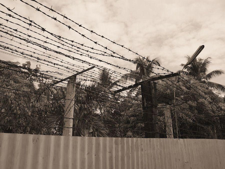 S-21, carcel. camboya, genocidio
