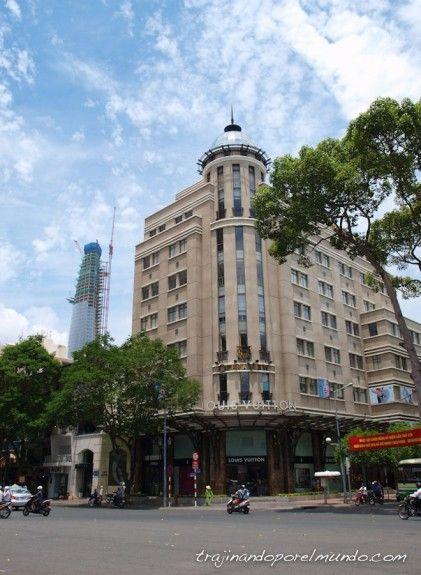 Viaje, Vietnam, compras, tiendas, lujo, barrio frances