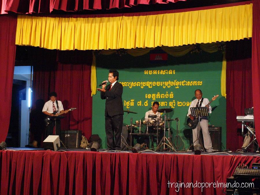viaje a camboya, espectaculos, que ver