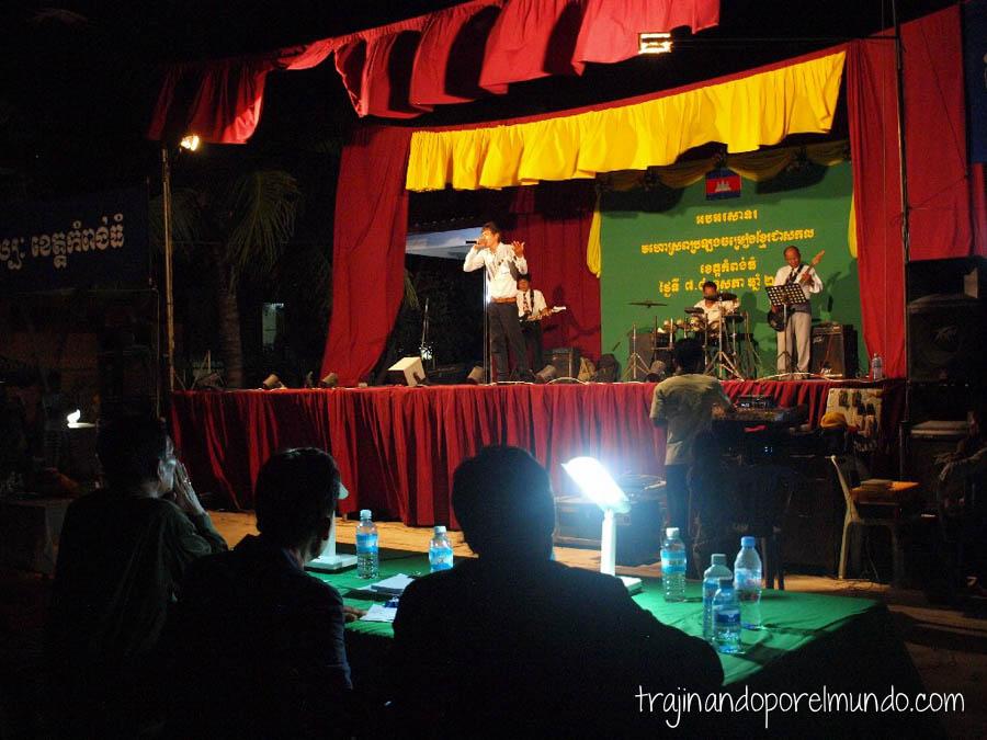 viaje a camboya, que hacer, espectaculos locales