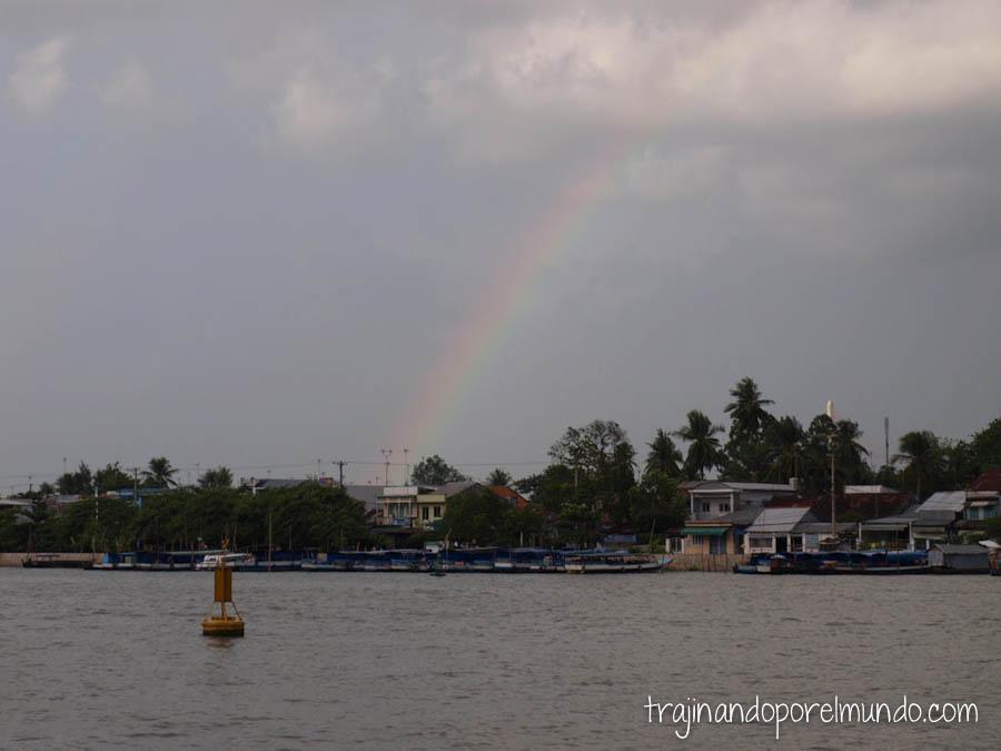 viaje a vietnam, clima, monzon, lluvias, mayo, junio, tiempo