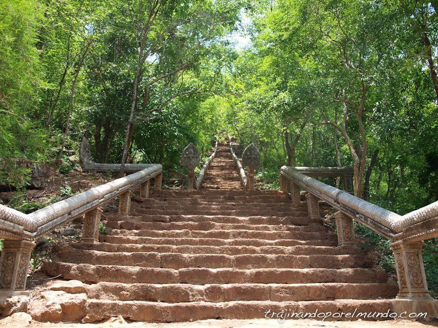 camboya, viaje, battambang, excursion, templos