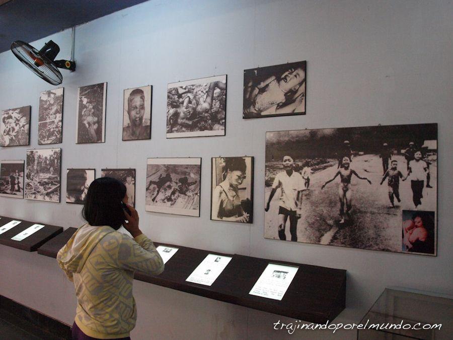 viaje a Vietnam, que ver en Saigon, guerra de vietnam, agente naranja, turismo, visitas