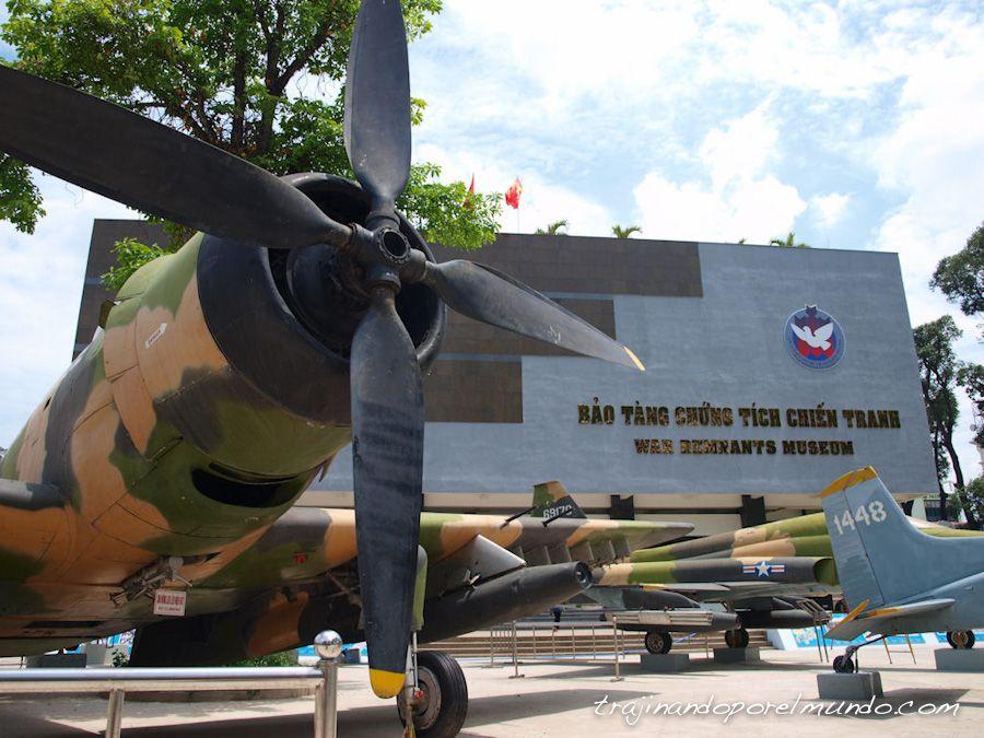 viaje a Vietnam, que ver en Saigon, guerra de vietnam, turismo, visitas