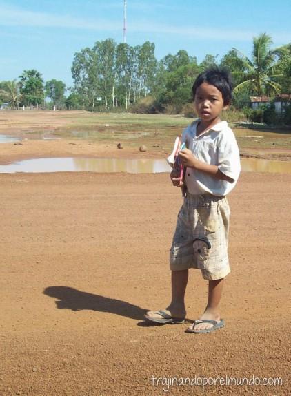 escuela, camboya, educacion, viajar con mochila