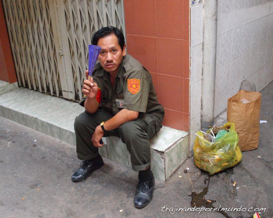 viaje, vietnam, Ho Chi Minh City, seguridad
