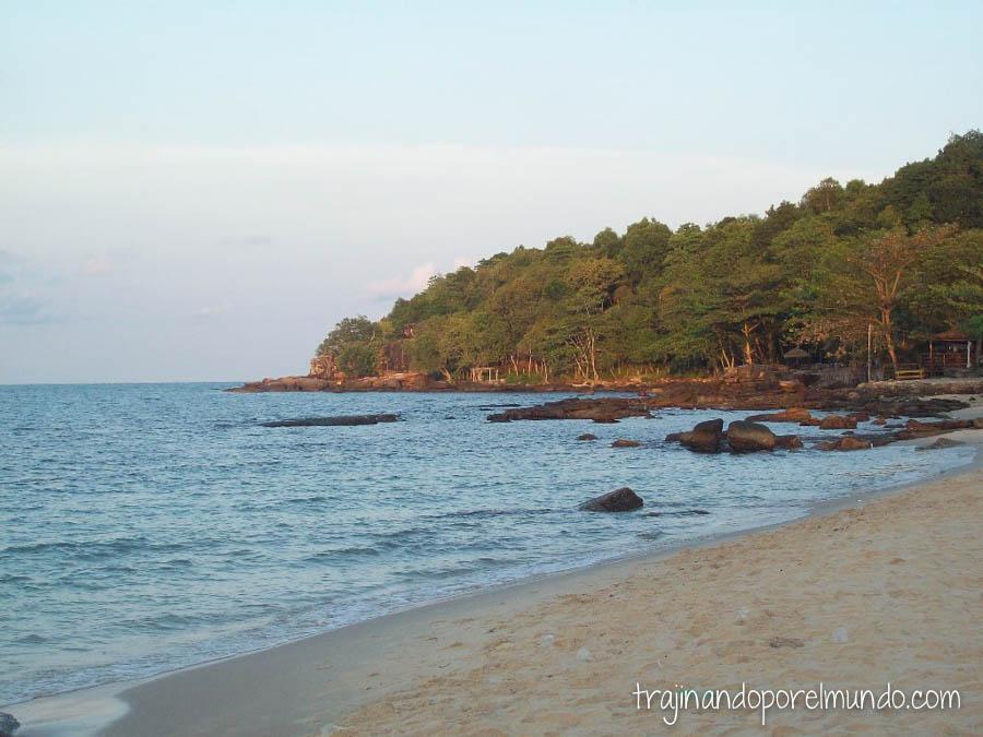 viaje a camboya, que playa ir, mejores playas