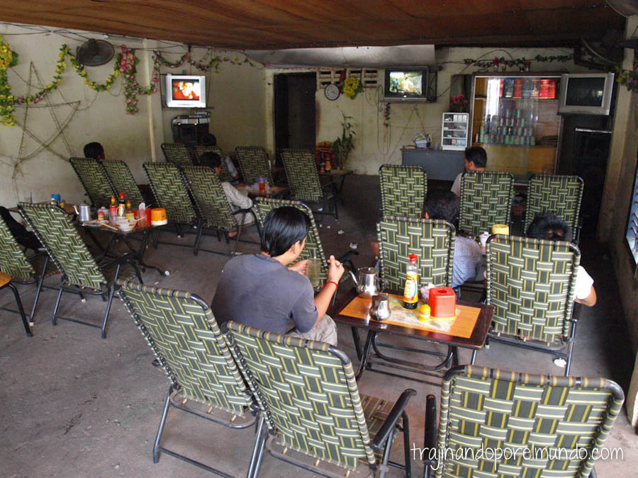 comer en Camboya, comer barato, phnom penh