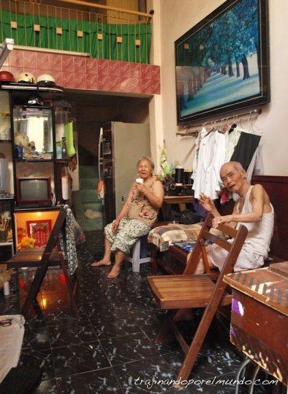 Vietnam, Saigon, familia, casa