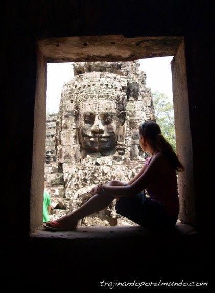 viaje, camboya, mochileros, que ver, templos, angkor, bicicleta