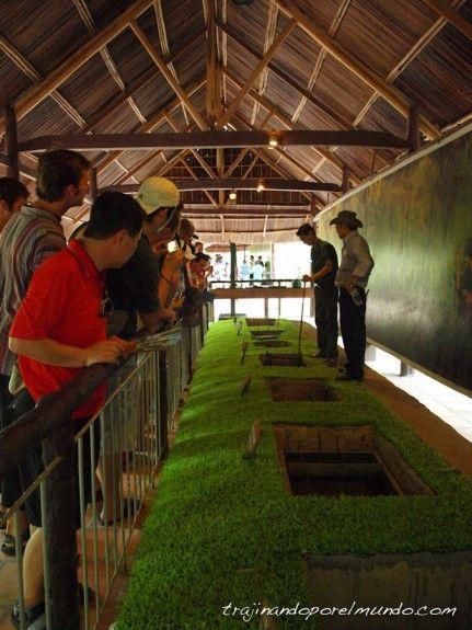 viaje a Vietnam, Saigon, excursiones, que ver en Ho Chi Minh, guerra de Vietnam
