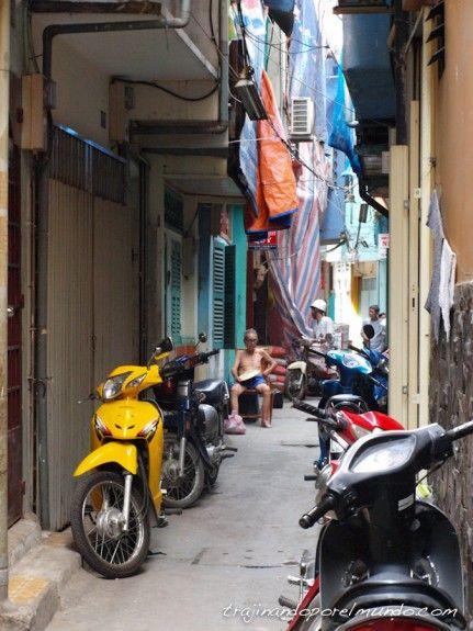 viaje, vietnam, Ho Chi Minh City, dormir barato